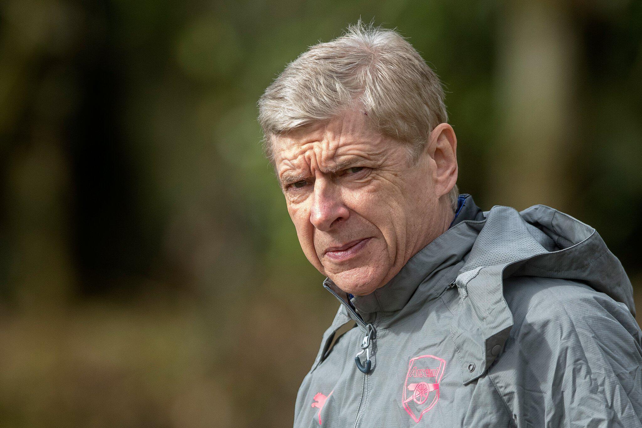 Bild zu Arsène Wenger
