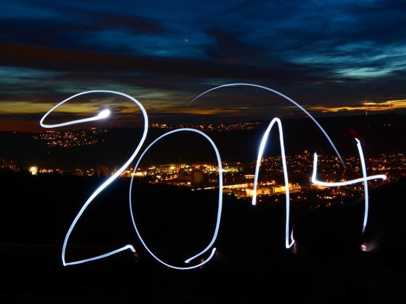 Bild zu 2014