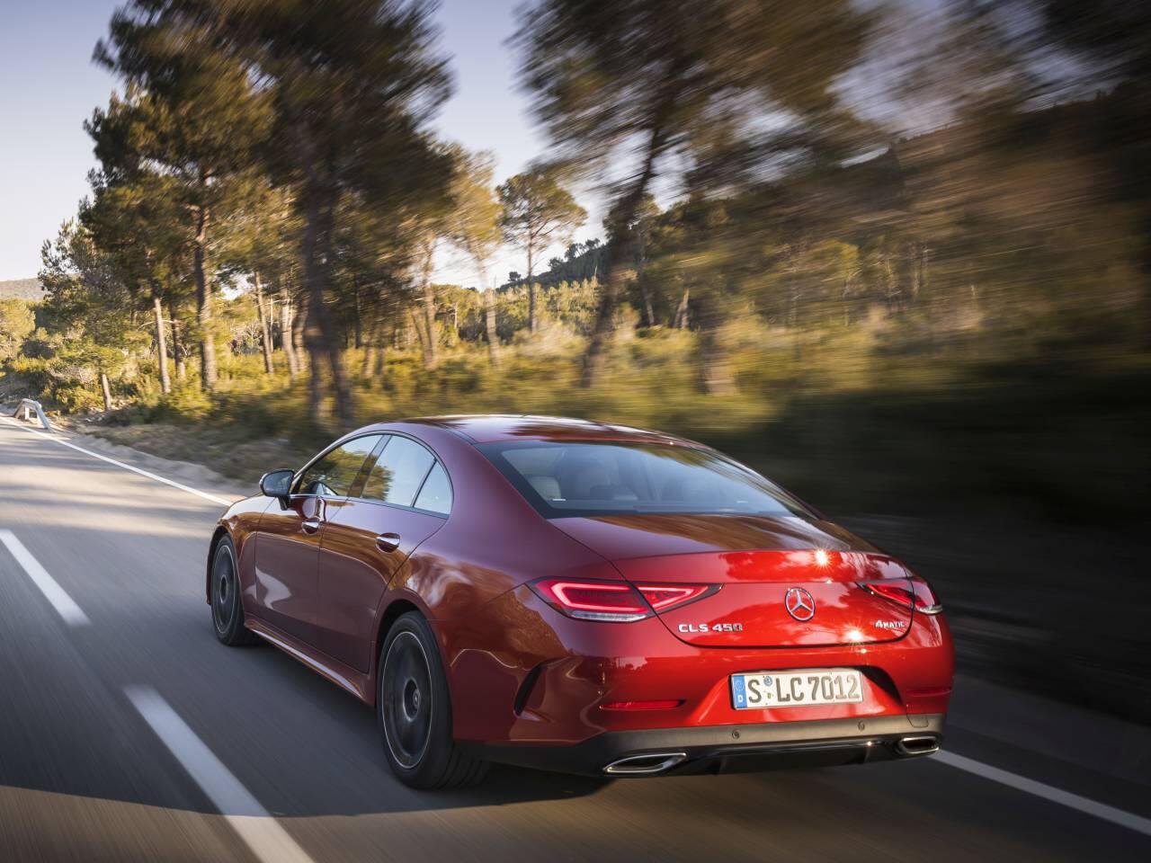 Bild zu Mercedes-Benz CLS