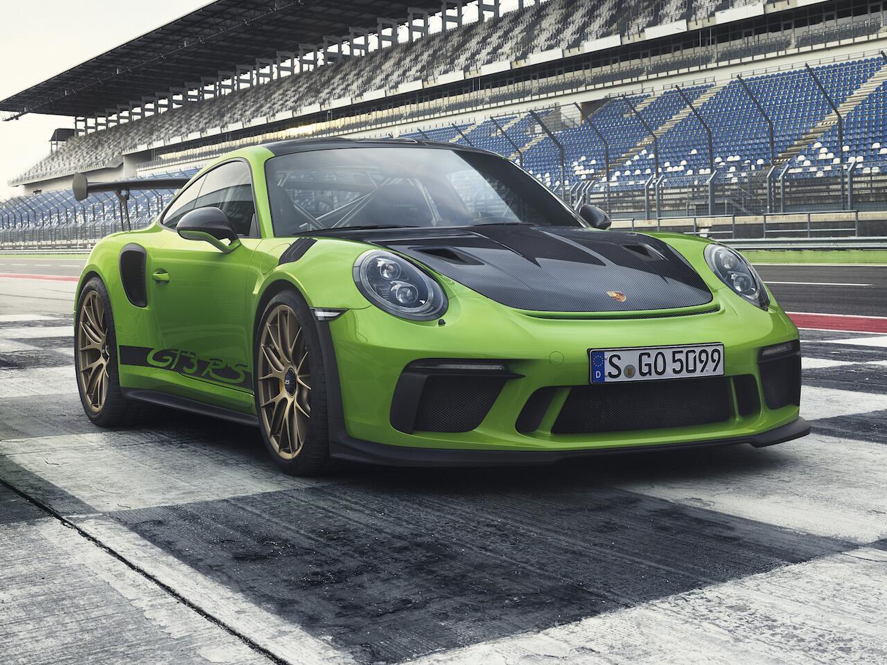 Bild zu Porsche 911 GT3 RS