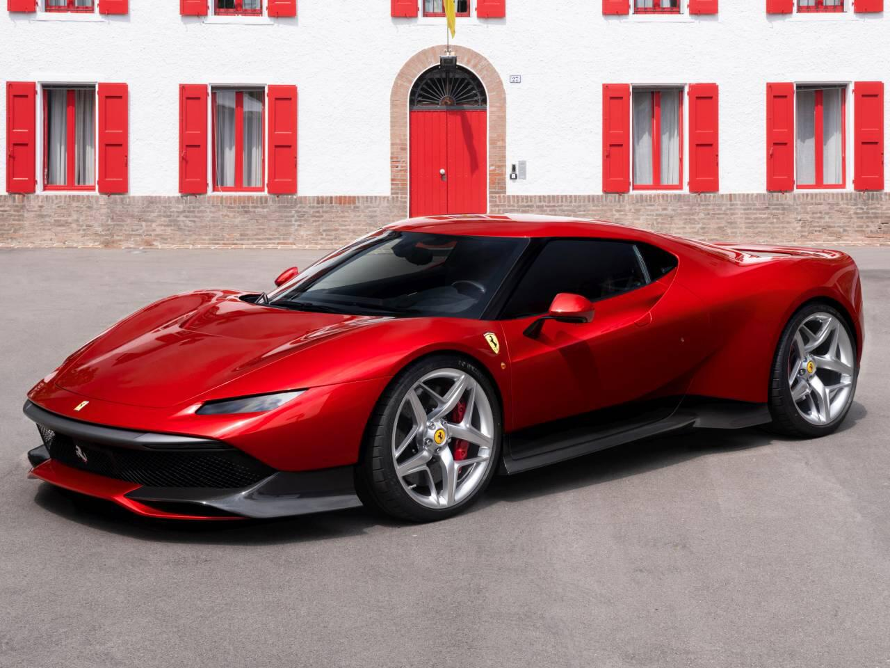 Bild zu Ferrari One Off SP38