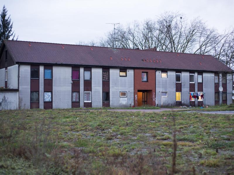 Bild zu Asylbewerberunterkunft Recklinghausen