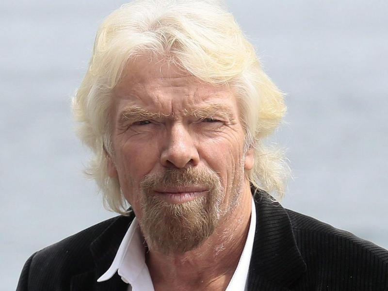 Bild zu Richard Branson