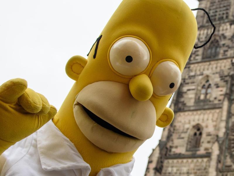 Bild zu Homer Simpson