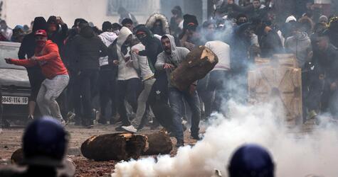 Neue Massenproteste in Algerien