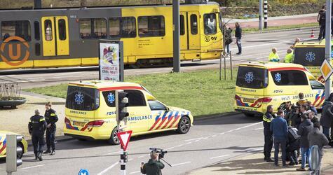 Schüsse in Utrecht