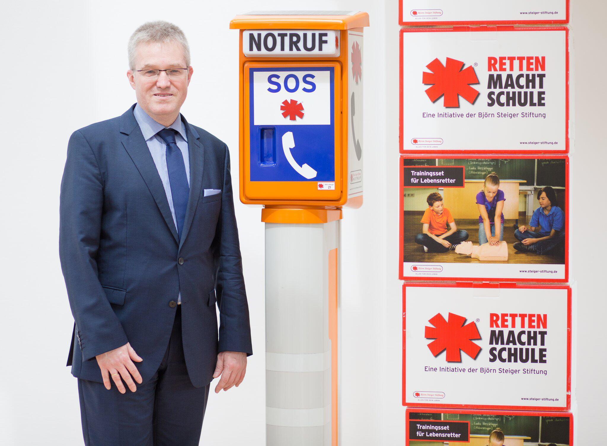 Bild zu Björn-Steiger-Stiftung