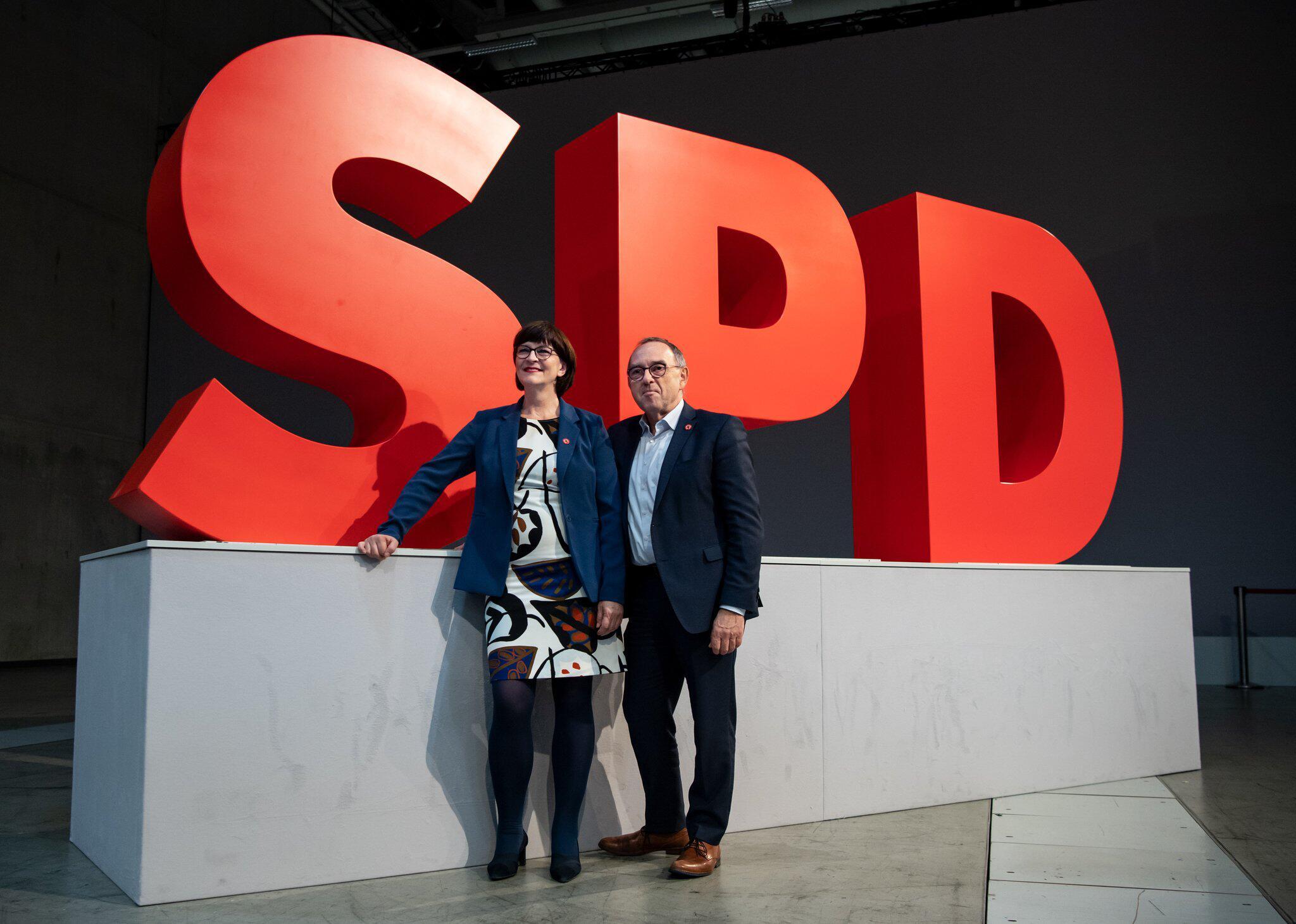 Bild zu SPD-Bundesparteitag