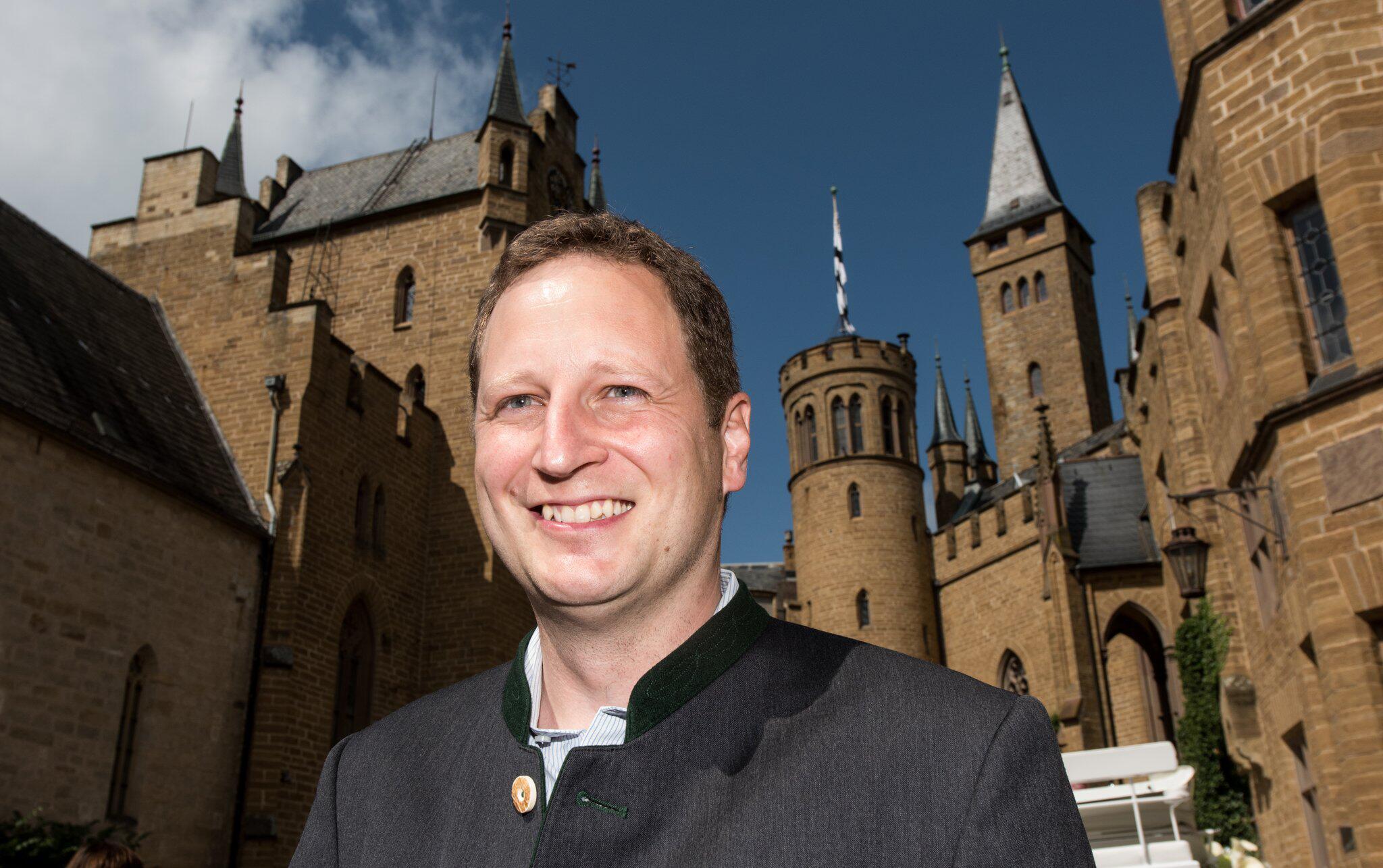 Bild zu Verhandlungen mit Hohenzollern - Prinz von Preußen