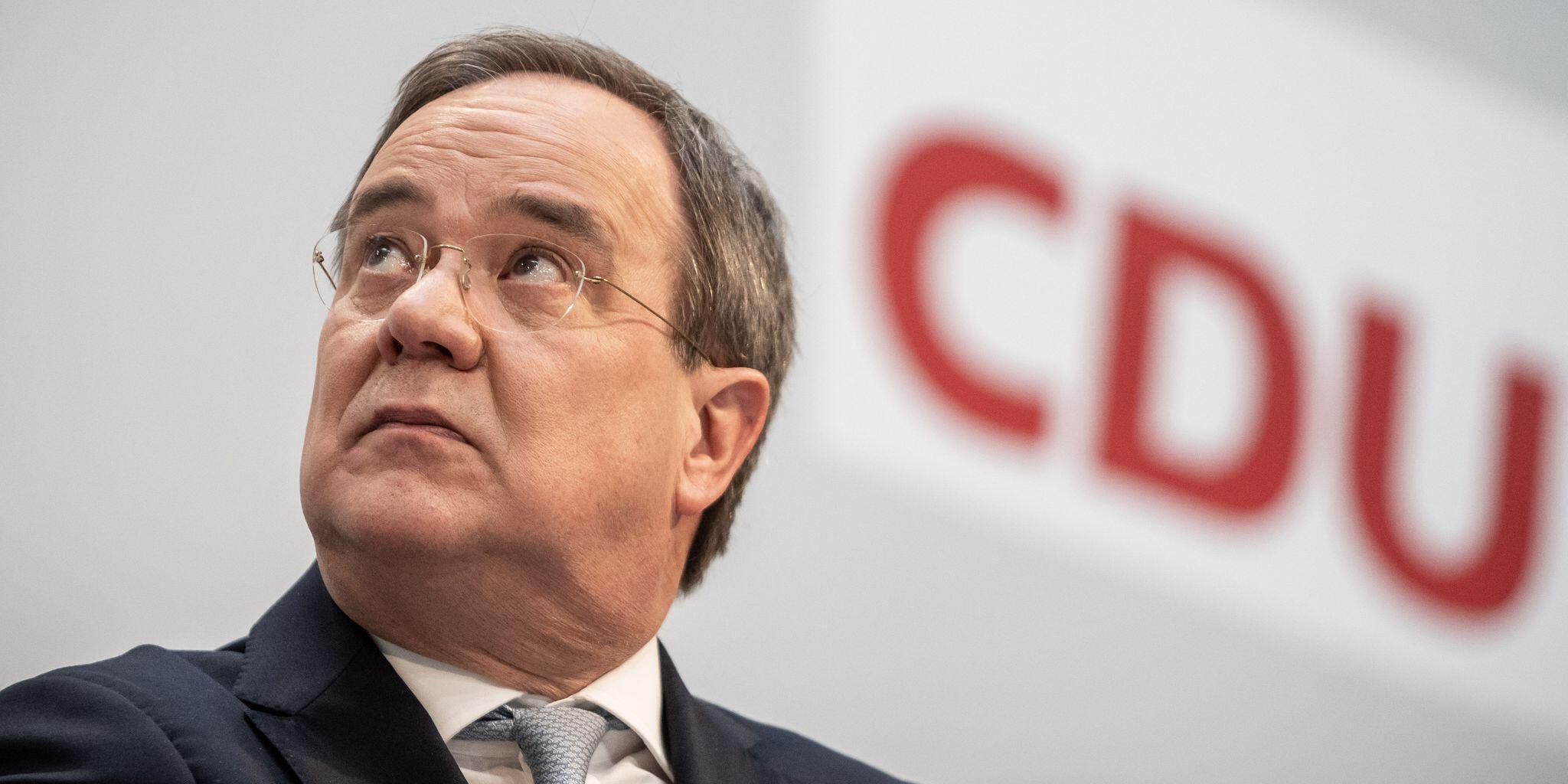 Bild zu CDU-Chef Laschet