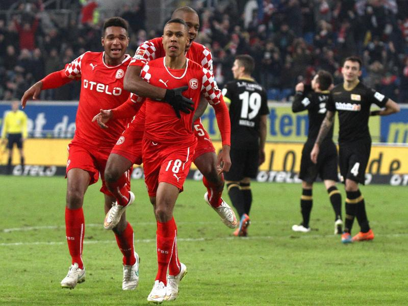 Bild zu Fortuna Düsseldorf - 1.FC Union Berlin