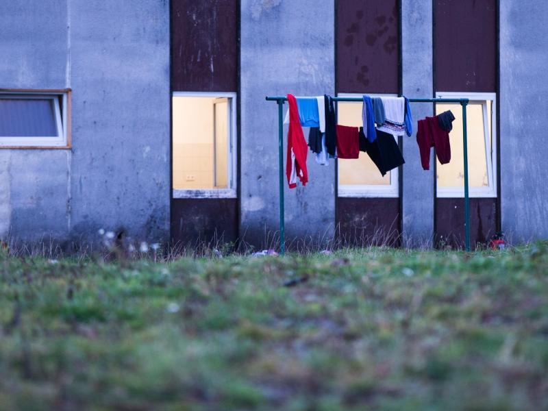 Bild zu Asylbewerberunterkunft