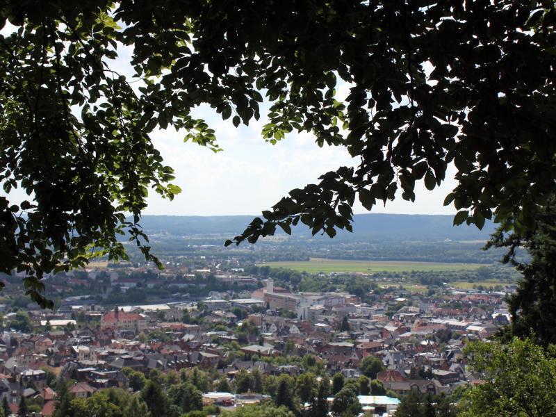 Bild zu Sonneberg von oben