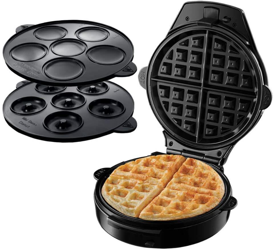 Bild zu waffeln, waffeleisen, cupcake, muffin, cupcake-maker, backen, küche, haushalt, essen