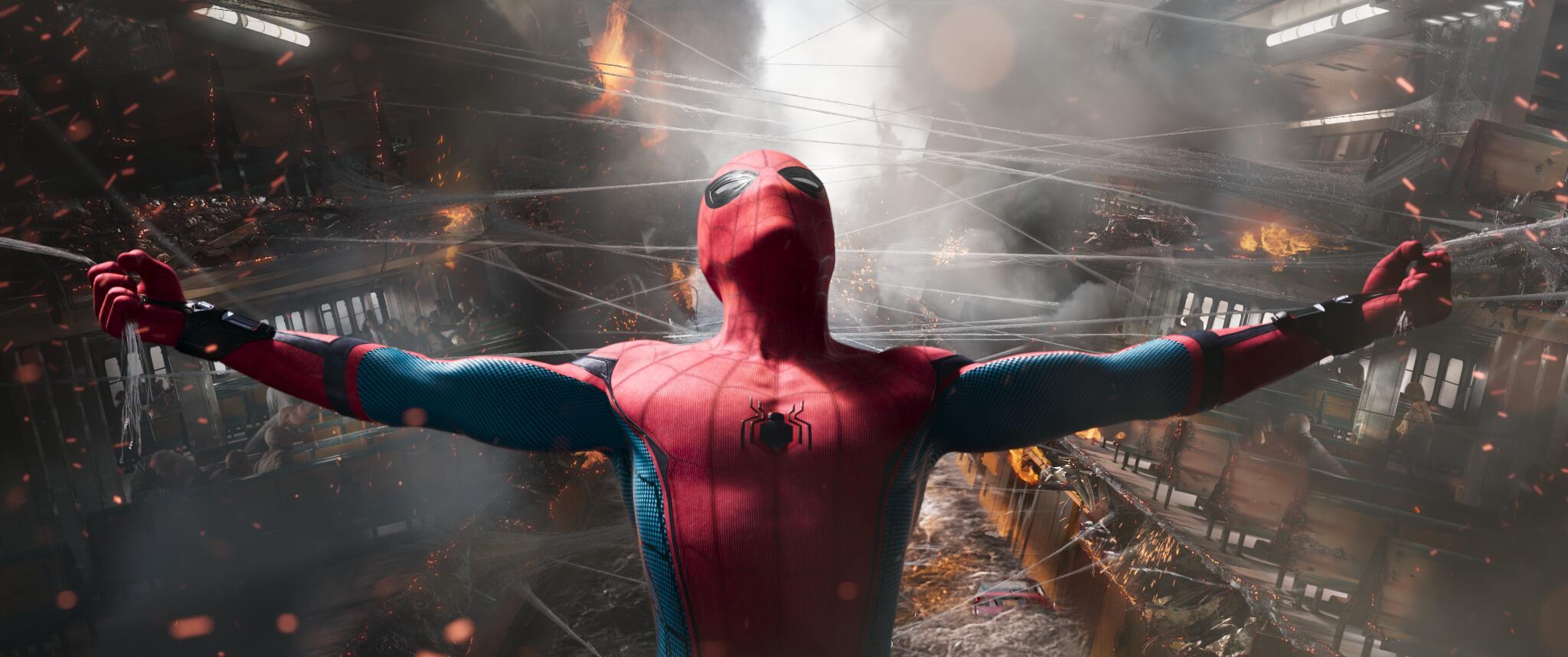 Bild zu Spider-Man: Homecoming