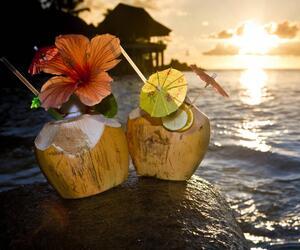 Alkohol, Insel