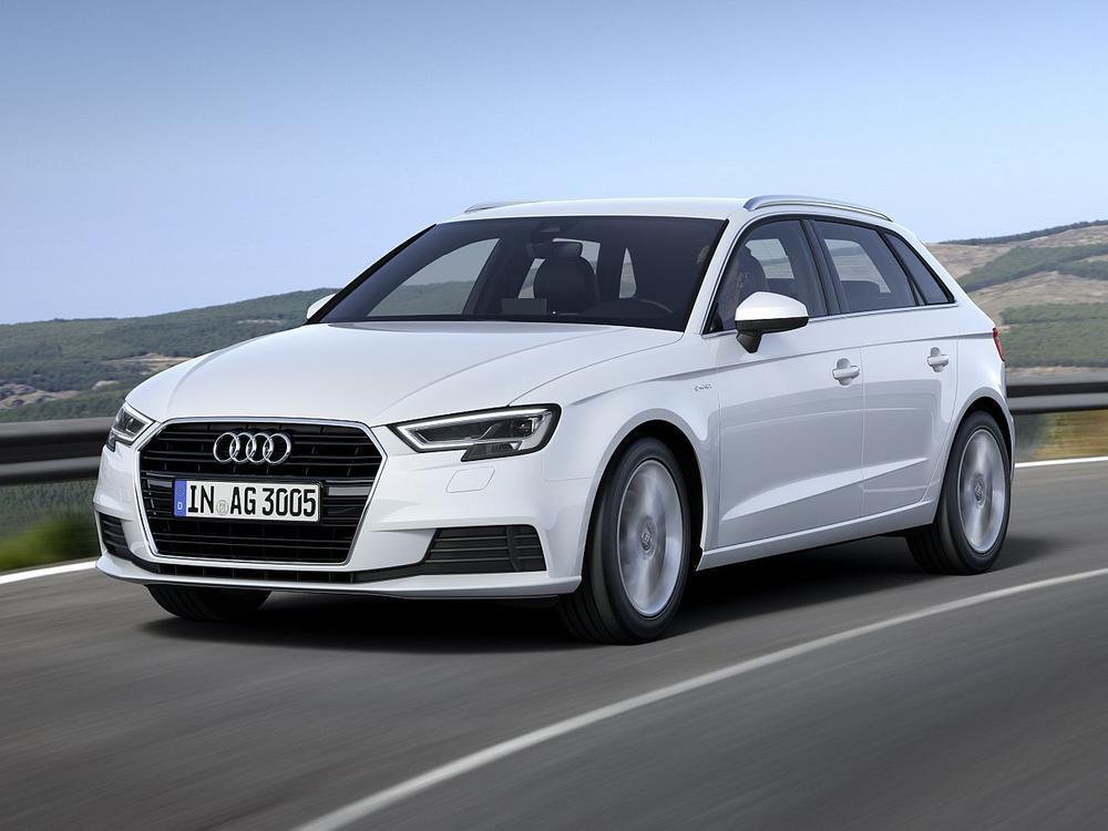 Bild zu Platz 10: Audi A3