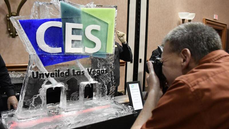 Technikmesse CES