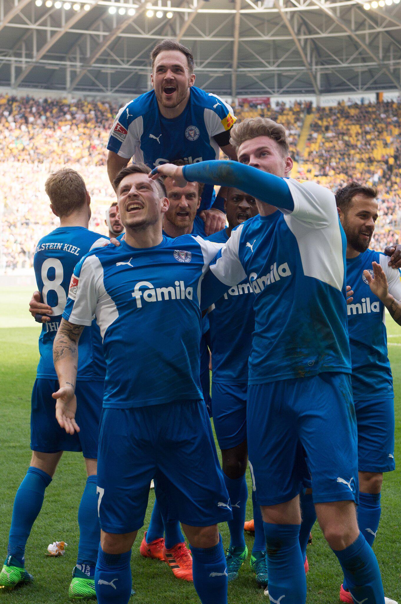 Bild zu Dynamo Dresden - Holstein Kiel