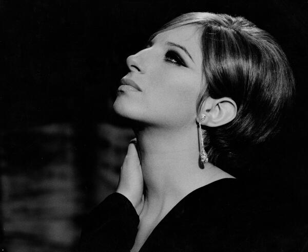 Bild zu Barbara Streisand