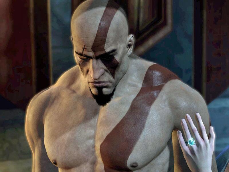 Bild zu Kratos