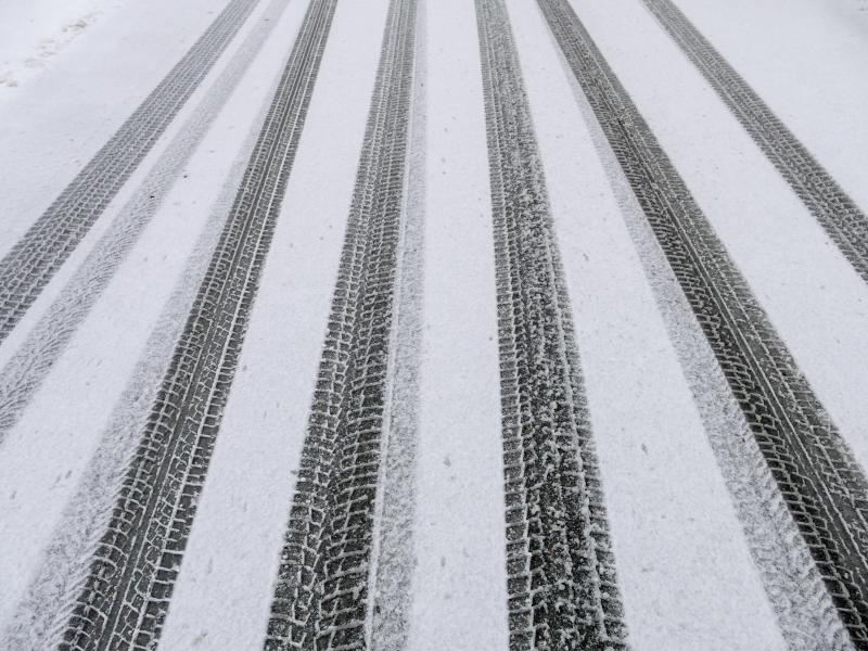 Bild zu Schnee