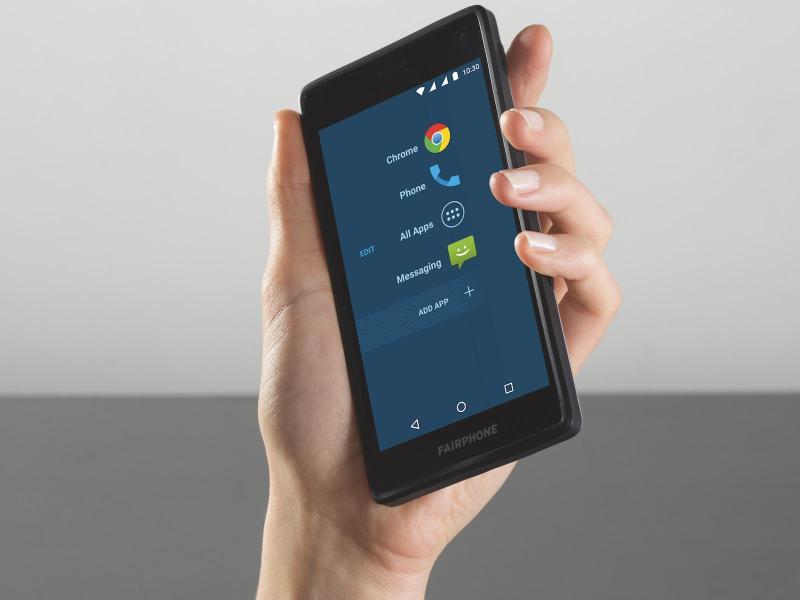 Bild zu Android-Update für Fairphone 2