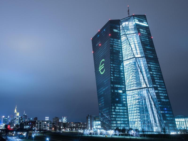 Bild zu Europäische Zentralbank
