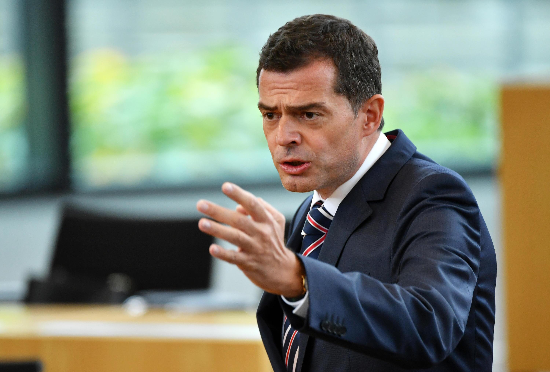 Bild zu Mike Mohring, CDU, Landtag, Thüringen, Erfurt, Landtagswahl
