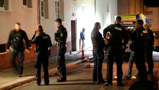 Junger Mann in Chemnitz getötet