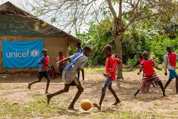 Bild zu United Internet for UNICEF, Südsudan
