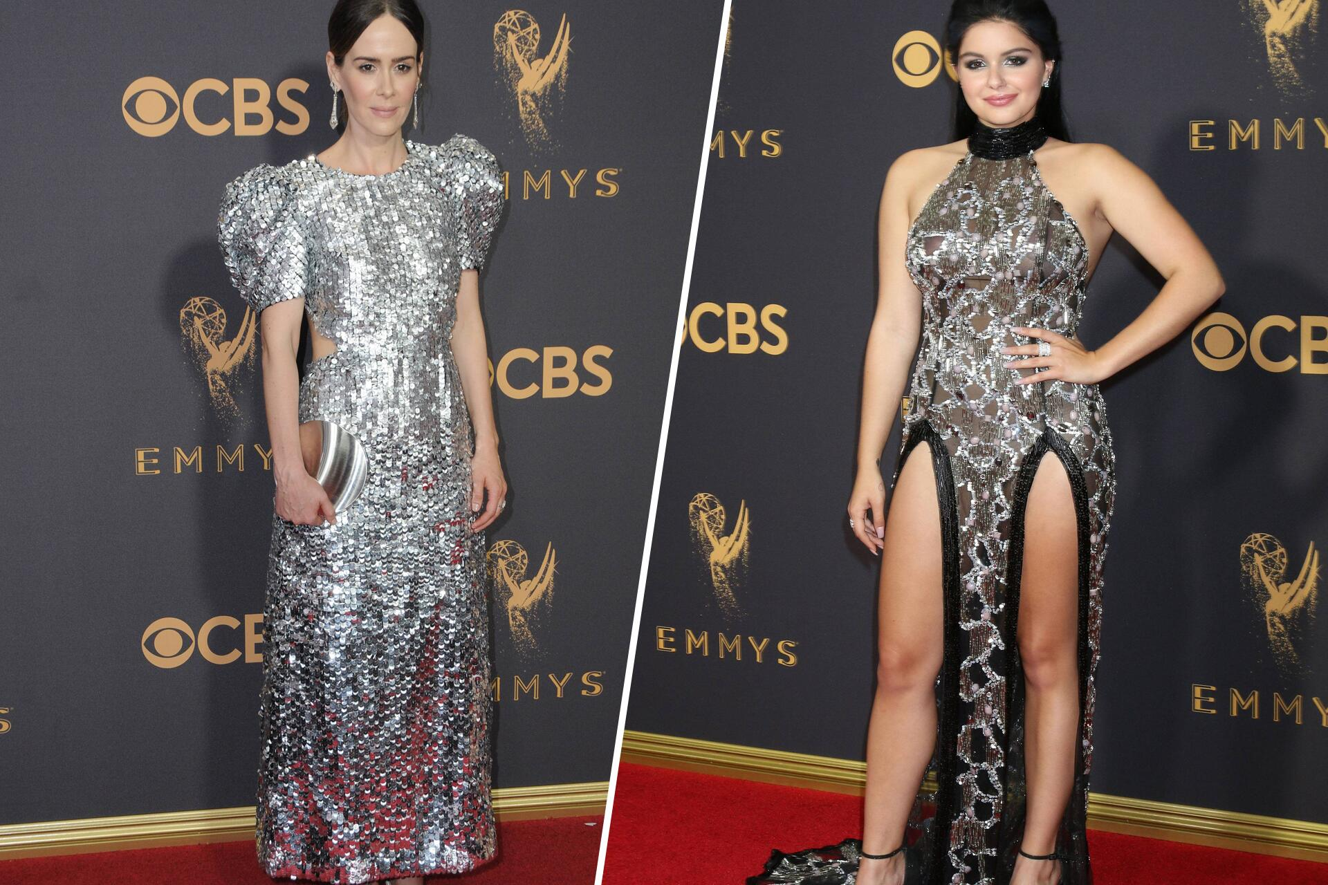 Bild zu Sarah Paulson, Ariel Winter, Emmy Awards