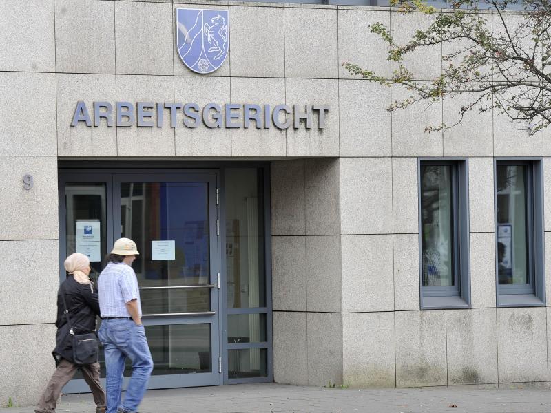 Bild zu Arbeitsgericht Köln