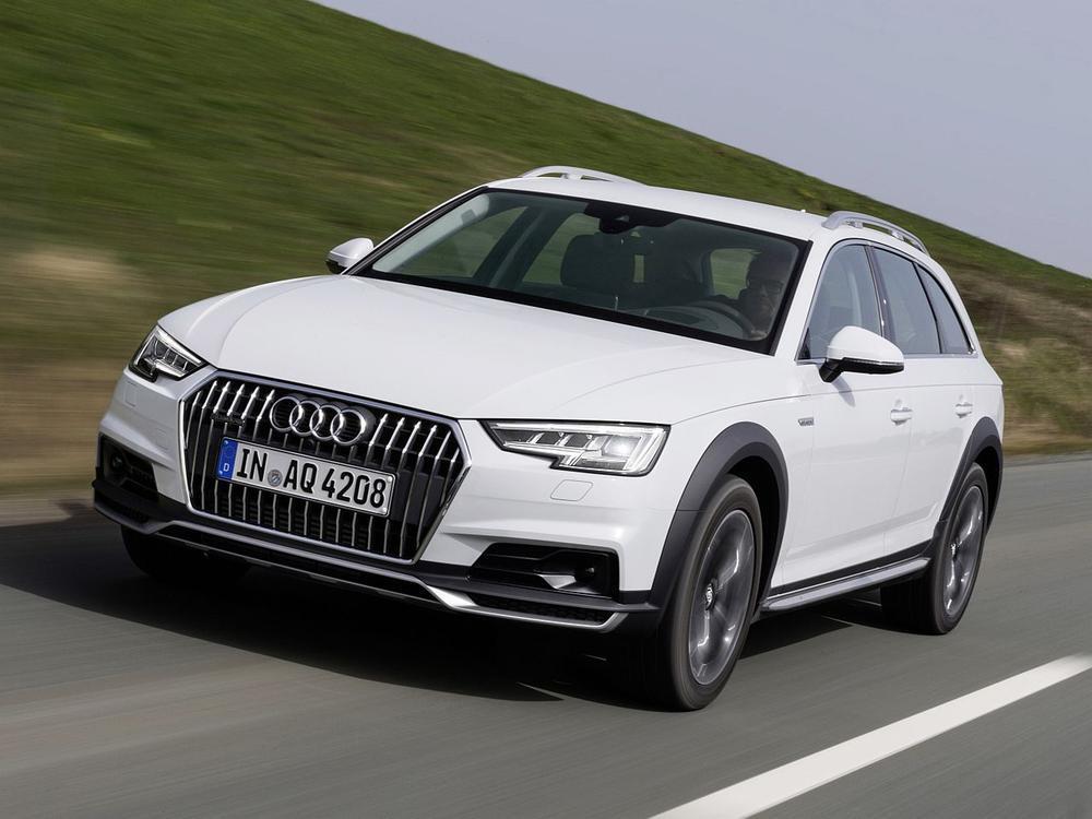 Bild zu Platz 6: Audi A4