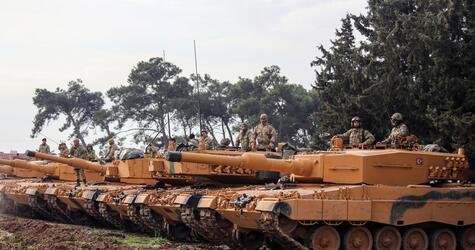 Sigmar Gabriel, Leopard 2A6
