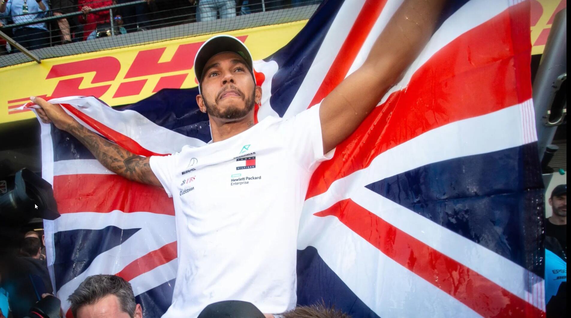 Bild zu Lewis Hamilton, Formel 1