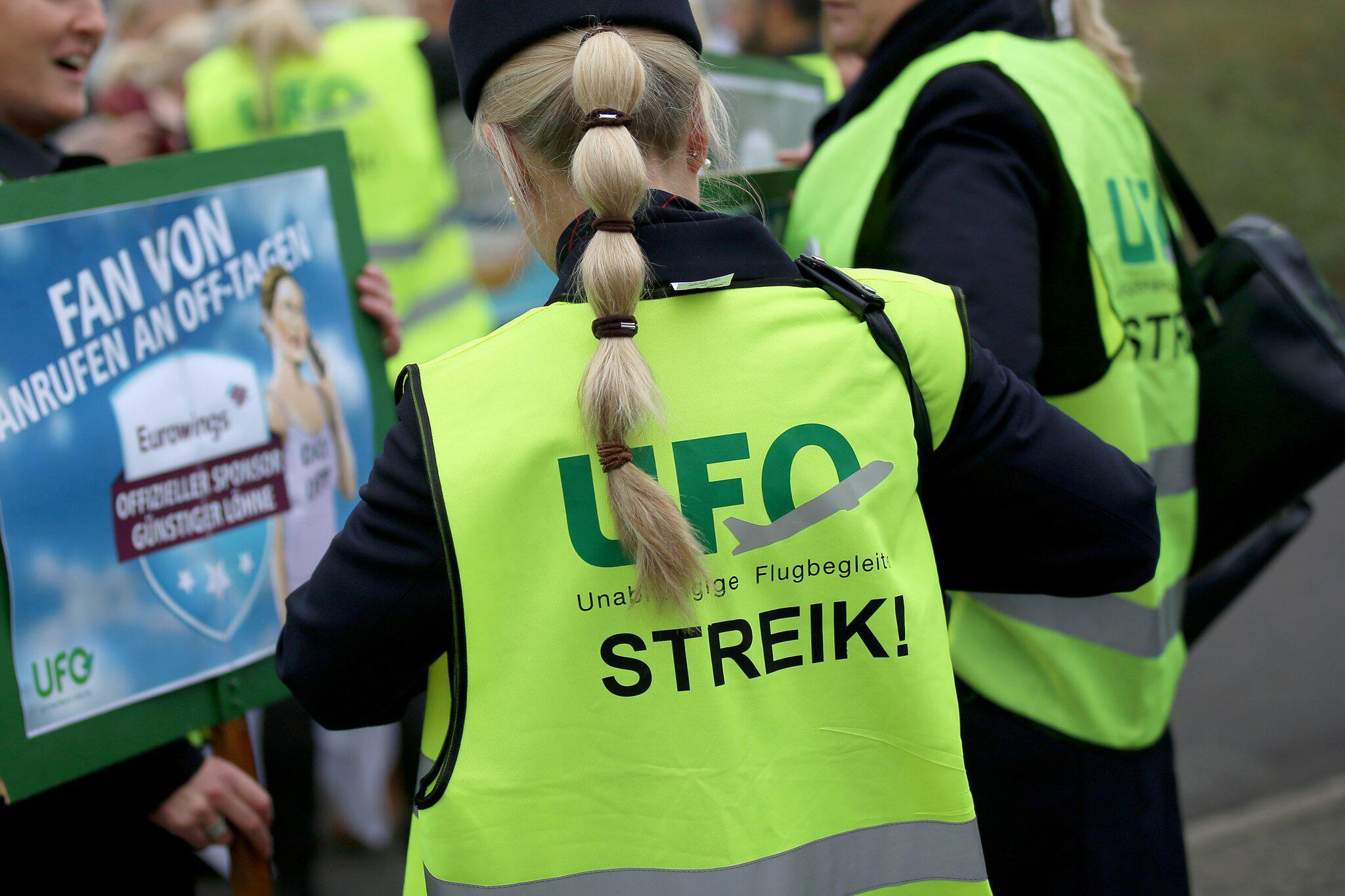 Bild zu Woche der Wahrheit für Gewerkschaft Ufo und Lufthansa