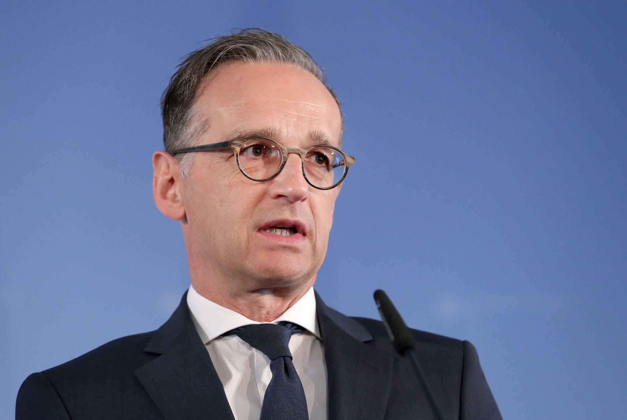 Bild zu Außenminister Heiko Maas