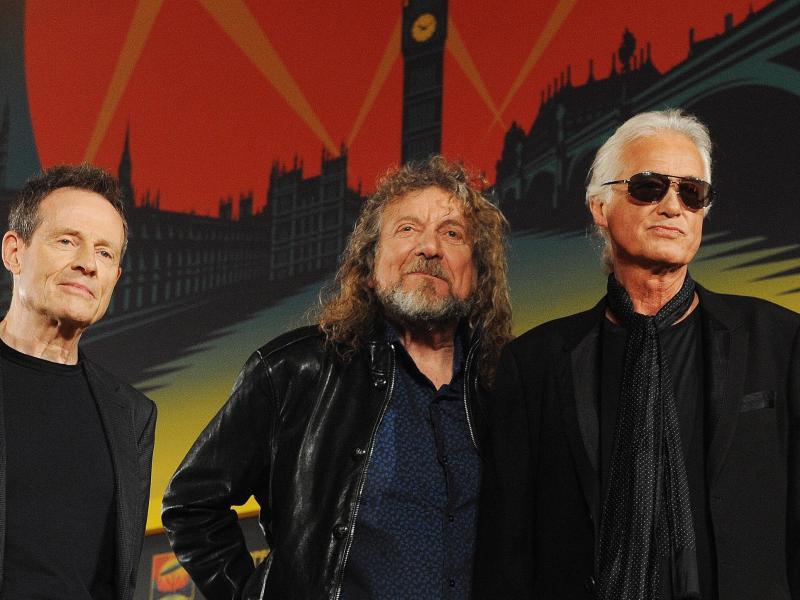 Bild zu Led Zeppelin