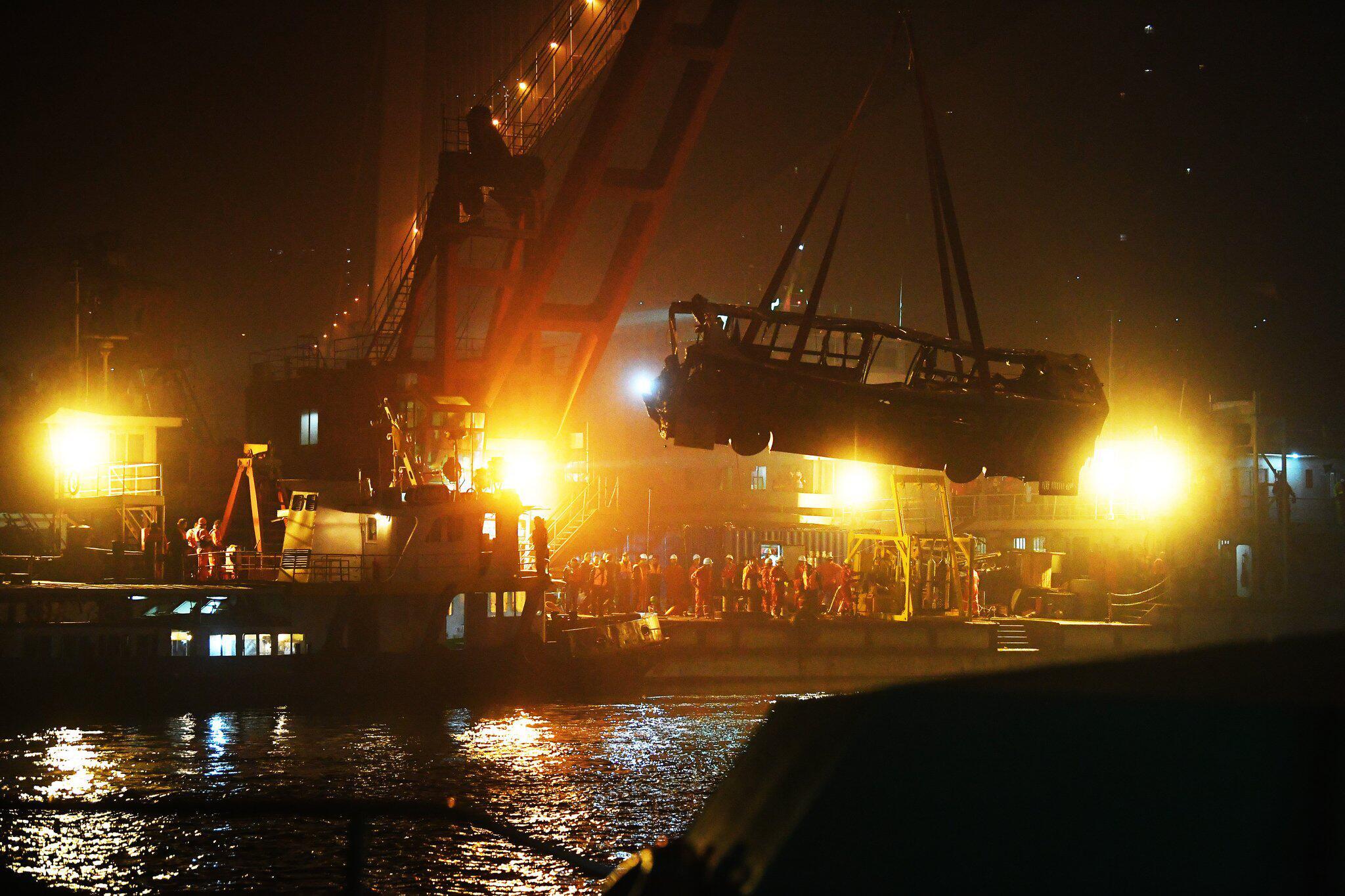Bild zu Busunfall in China