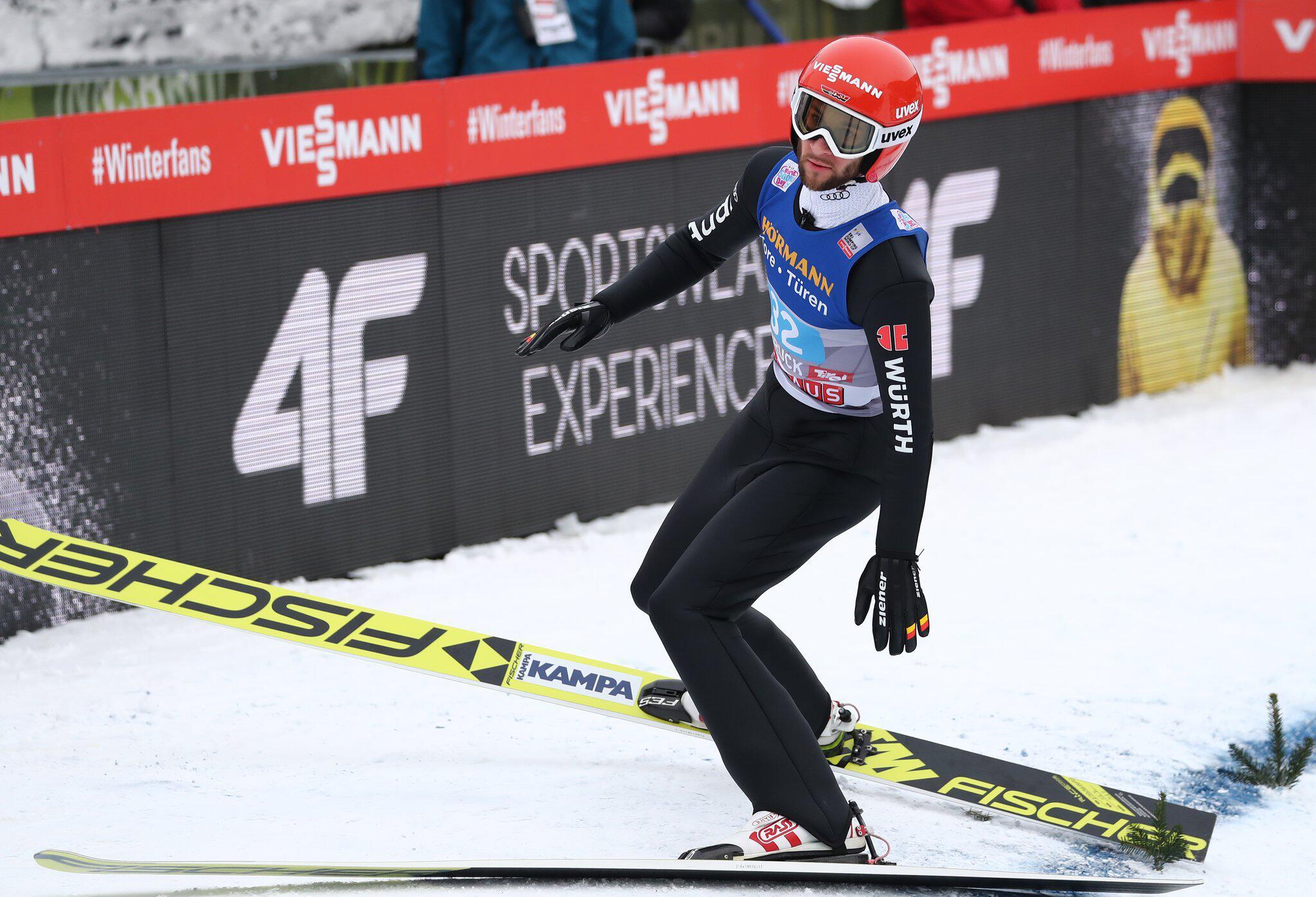Bild zu Four Hills Tournament - Innsbruck