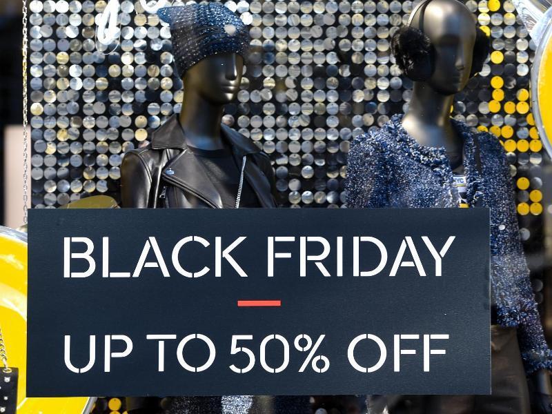 Bild zu Sicher Shoppen am Black Friday