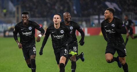 Lazio Rom - Eintracht Frankfurt