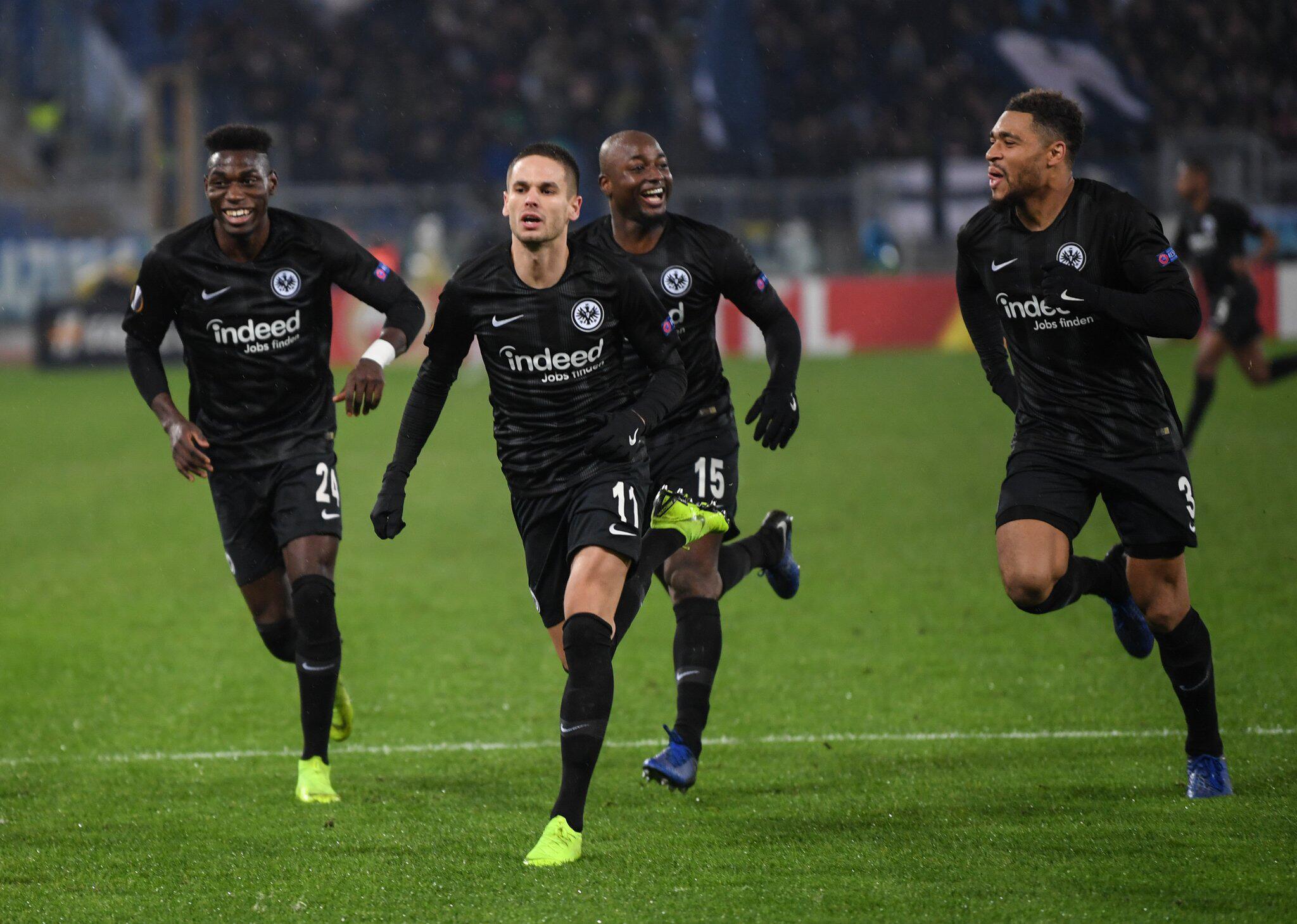 Bild zu Lazio Rom - Eintracht Frankfurt