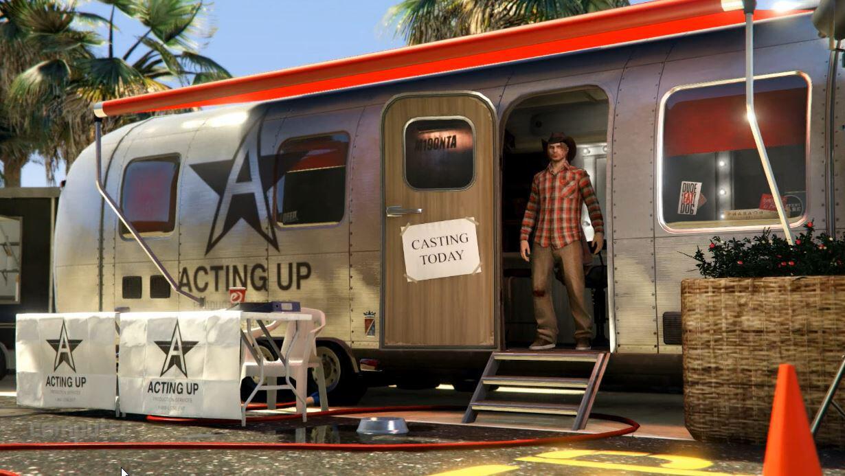 Bild zu GTA 5 Rockstar Editor