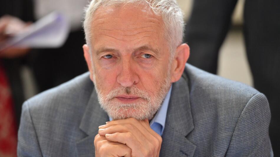 Jeremy Corbyn, Brexit, No-Deal