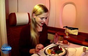 Luxus-Suite an Bord: Das teuerste Flug Ticket der Welt für knapp 20.000 Euro
