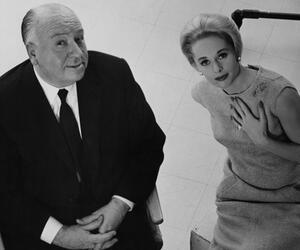 Tippi Hedren, Alfred Hitchcock, Vorwürfe, sexuelle Belästigung