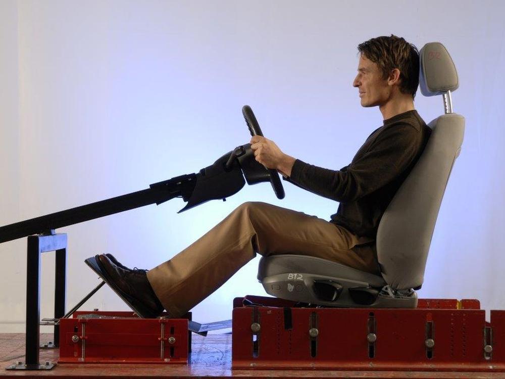 Bild zu Die richtige Sitzposition im Auto