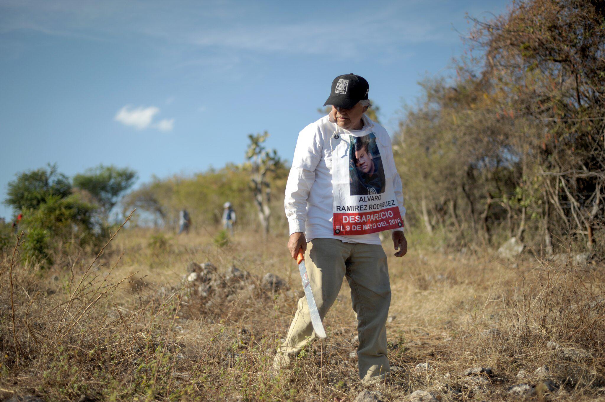 Bild zu Suche nach verborgenen Gräbern in Mexiko